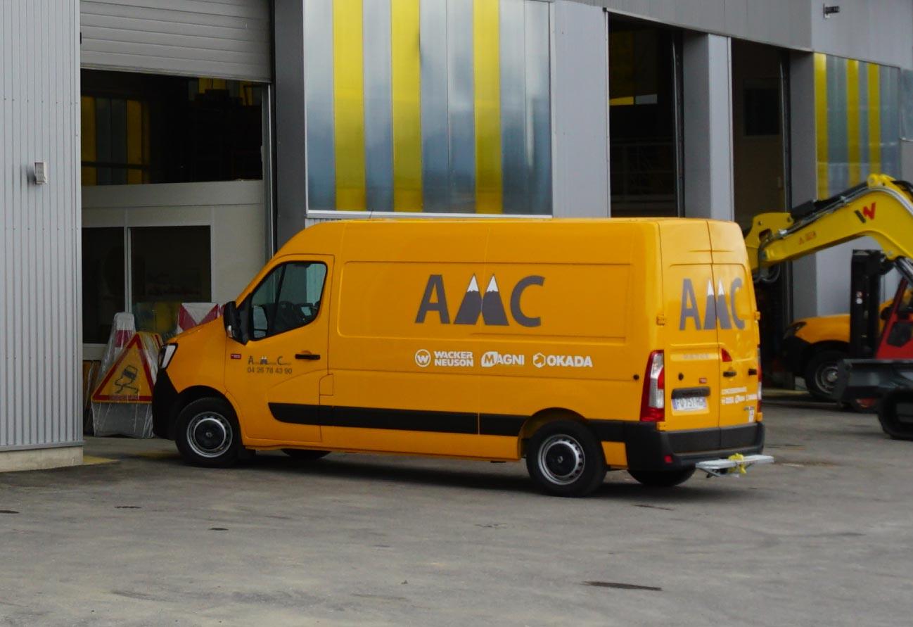 AMC réparation en Savoie, Haute-Savoie et Isère
