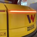 Nouvelle mini-pelle wacker neuson EZ50